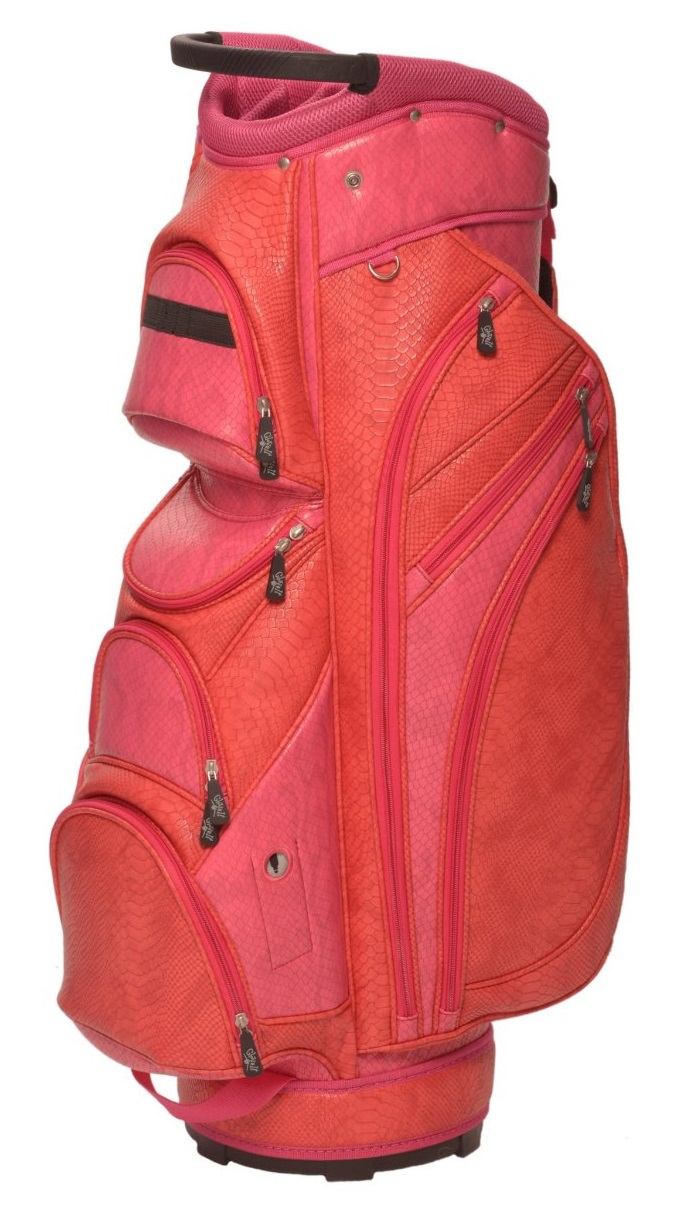 Womens Glove It GS Snake Golf Cart Bags