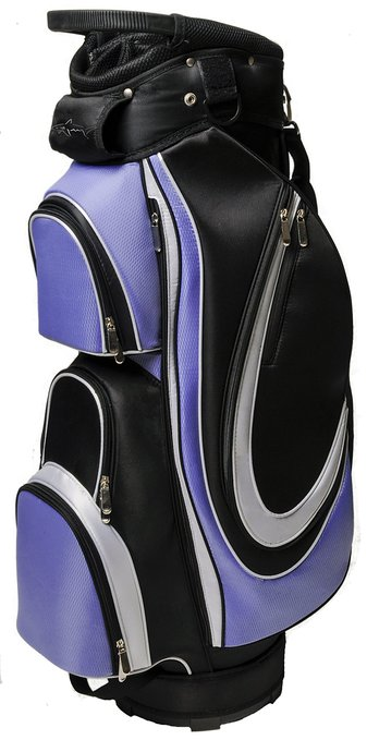 Womens Glove It Greg Norman Golf Cart Bags