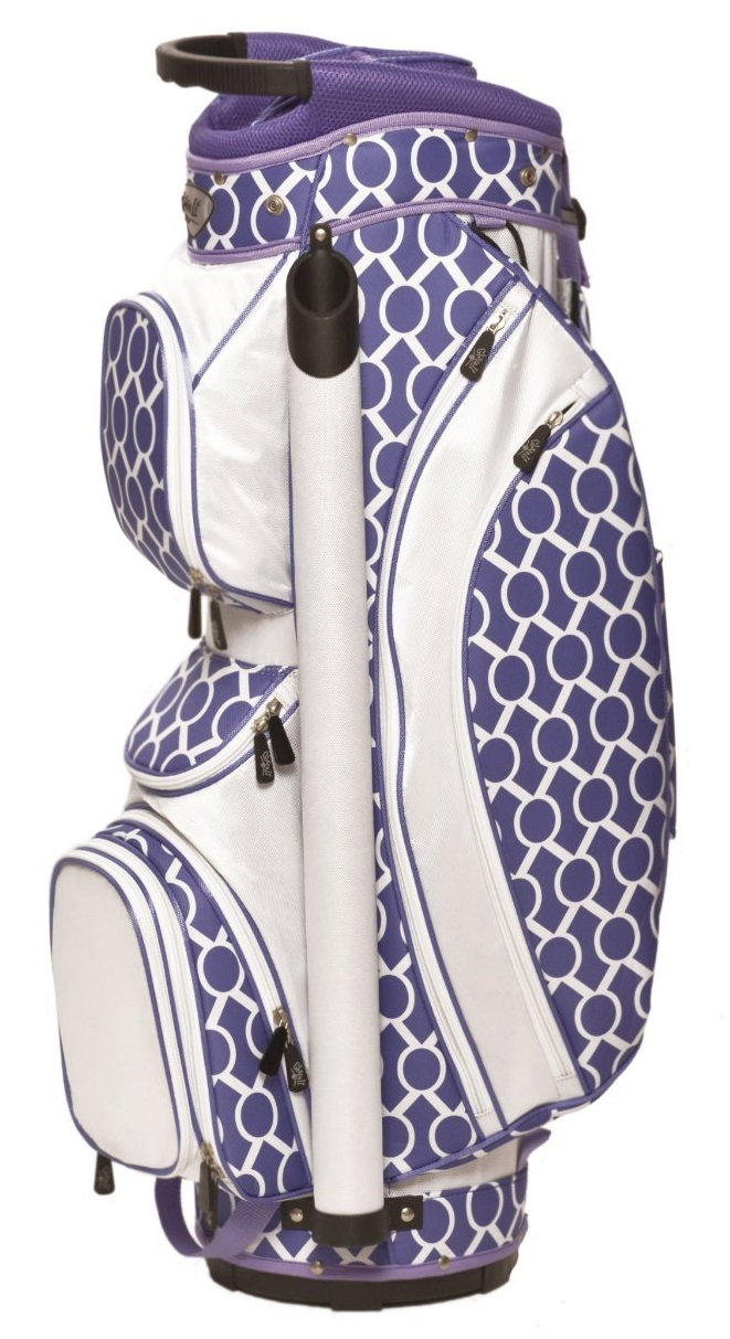 Womens Glove It Mod Oval Golf Cart Bags