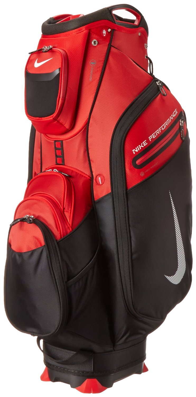 Mens Nike 2014 Performance Cart II Golf Bags