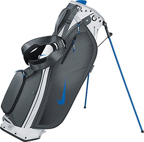 Excellent Nike Golf Women39s Xtreme Sport III Carry Stand Golf Bag  BlackWhite