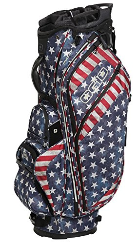 Mens Ogio 2015 Limited Edition Machu Golf Cart Bags