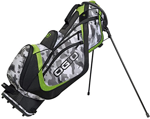 Mens Ogio 2015 Shredder Golf Stand Bags