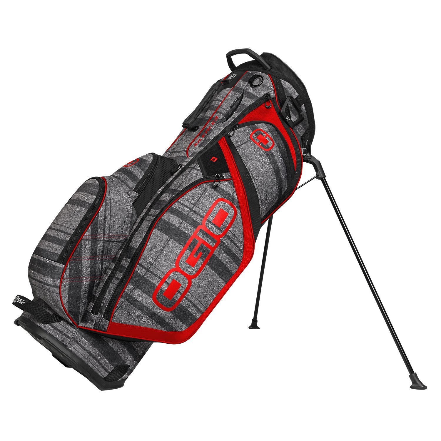 Mens Ogio Silencer Golf Stand Bags