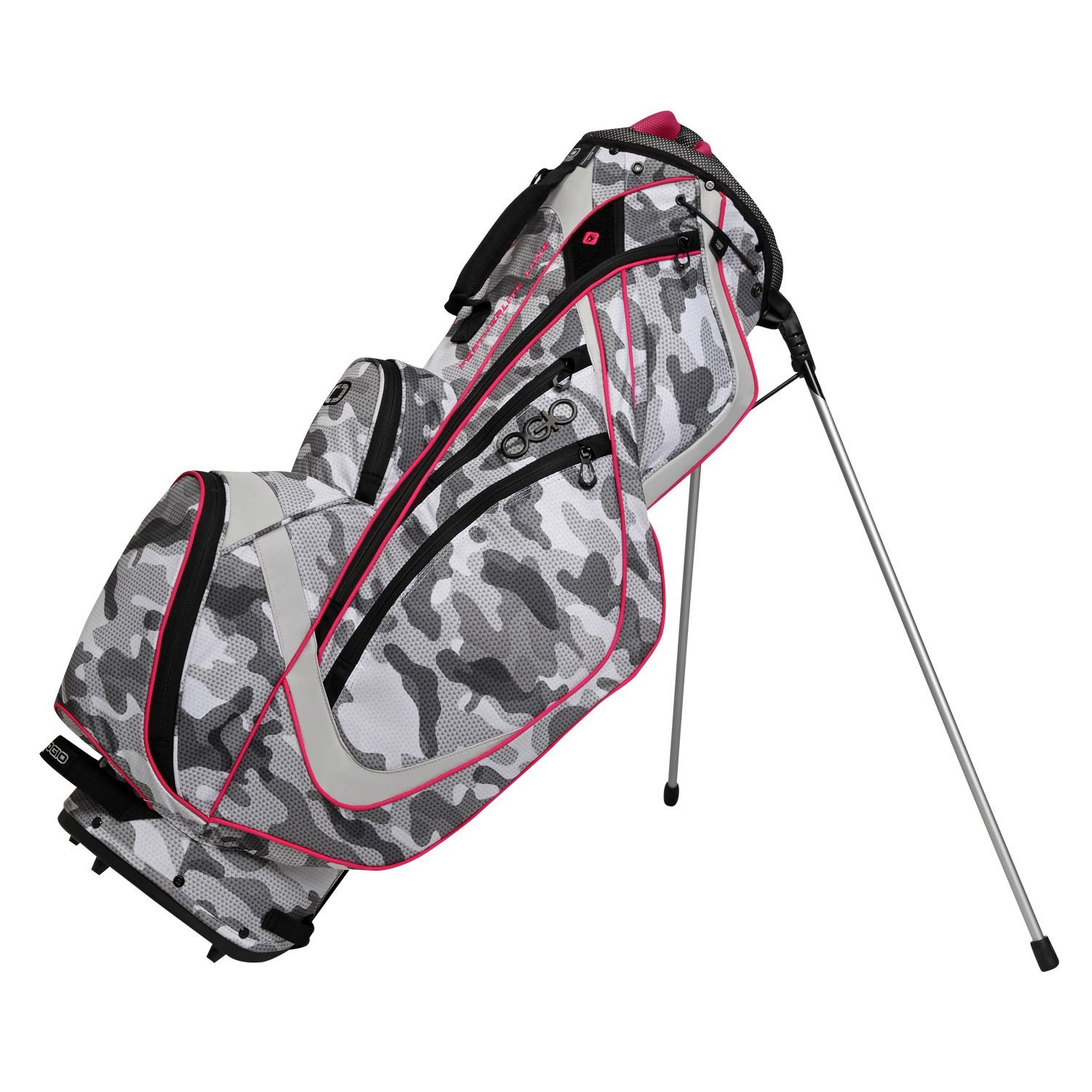 Womens Ogio Featherlite Luxe Golf Stand Bags
