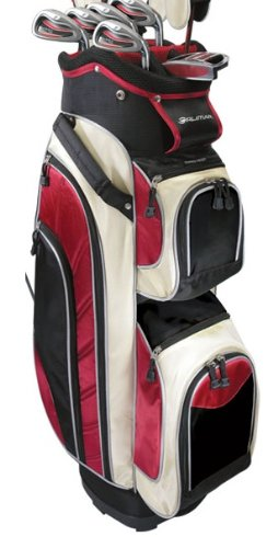 Mens Orlimar Black Ice Edition Full Size Golf Cart Bags