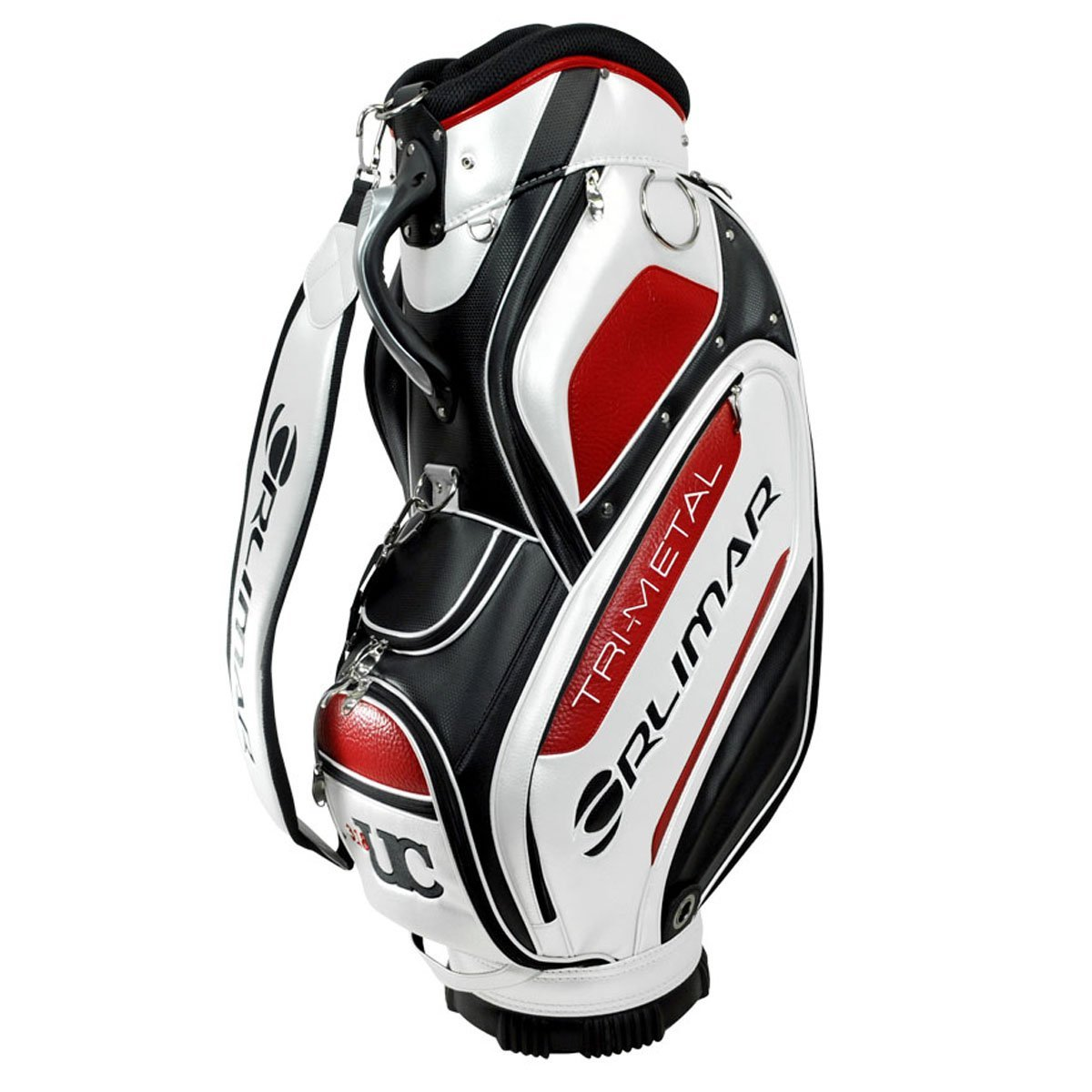 Mens Orlimar Tri-Metal Tour Golf Staff Bags