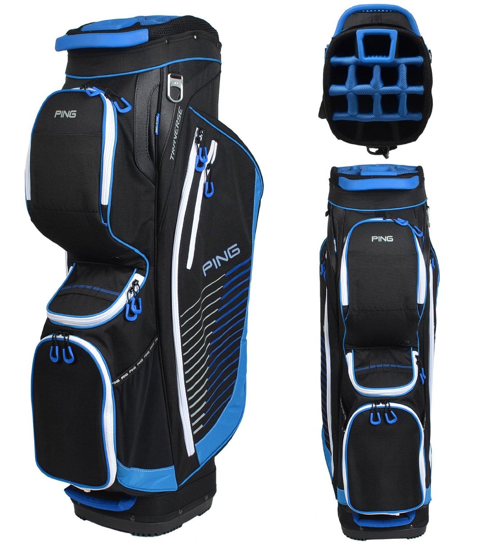 Ping Mens 2013 Pioneer Golf Cart Bags