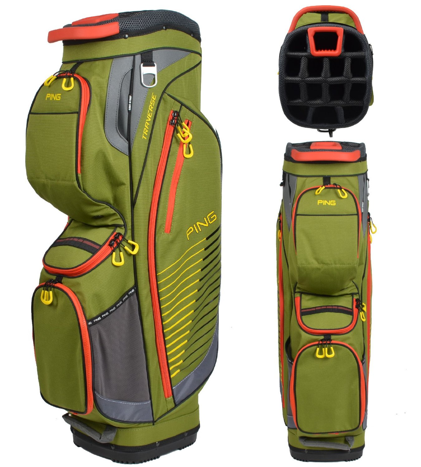 Mens Ping 2013 Pioneer Golf Cart Bags