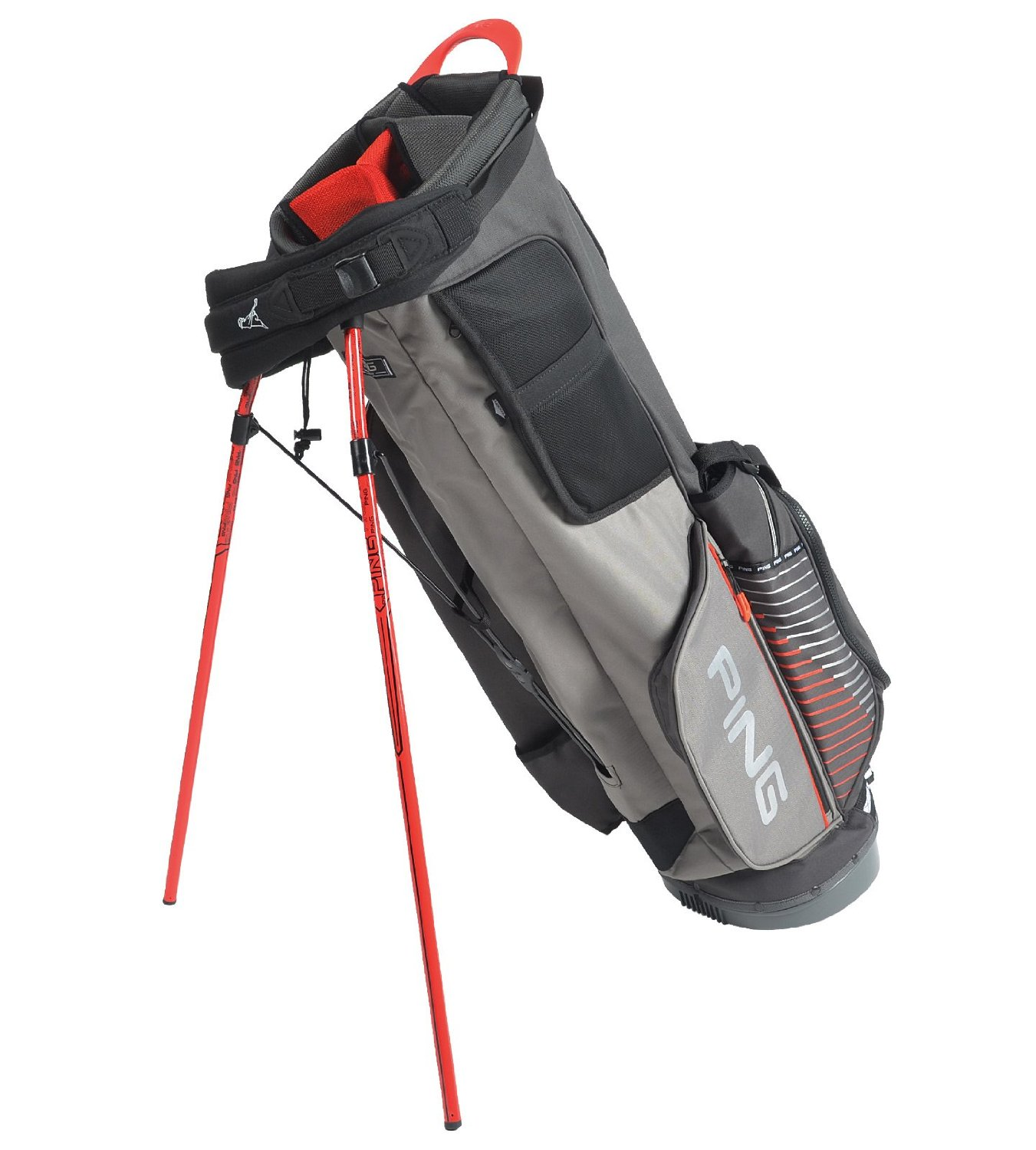 ad0d3180c5 Ping Mens Moonlight Sunday Golf Carry Bags