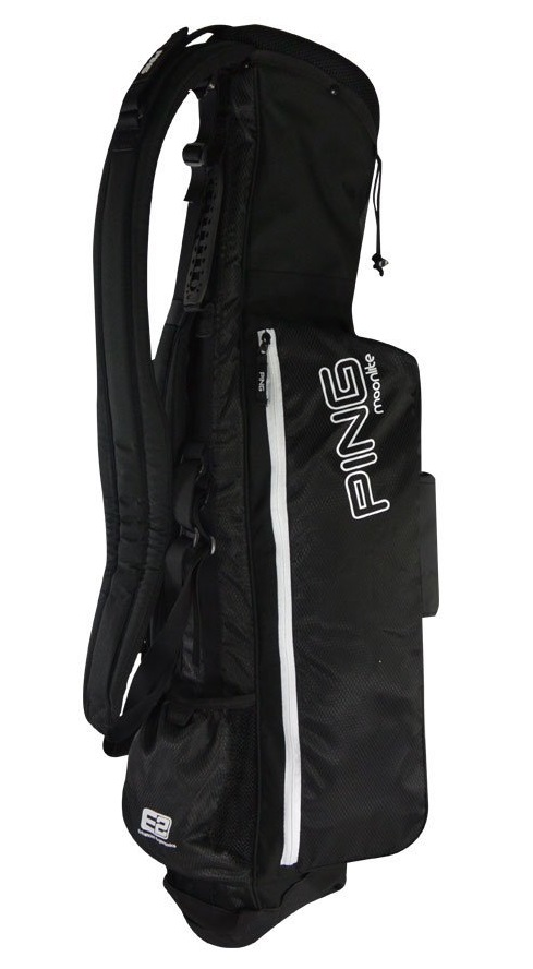 Mens Ping Moonlight Sunday Golf Carry Bags