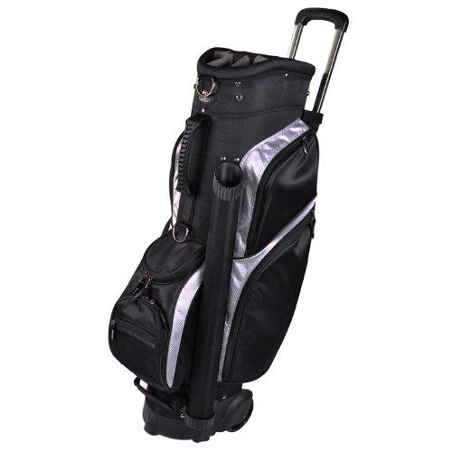 Mens RJ Sports Wheeled Golf Cart Bags
