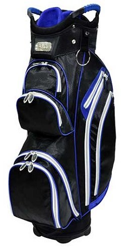 Ladies RJ Sports Kingston Royal Blue Golf Cart Bags