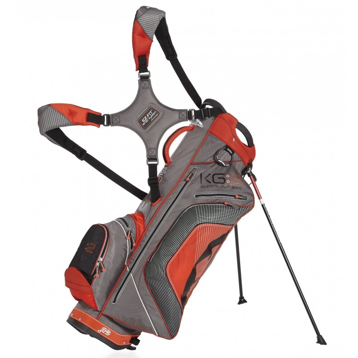 Mens Sun Mountain 2013 KG2 Golf Carry Bags