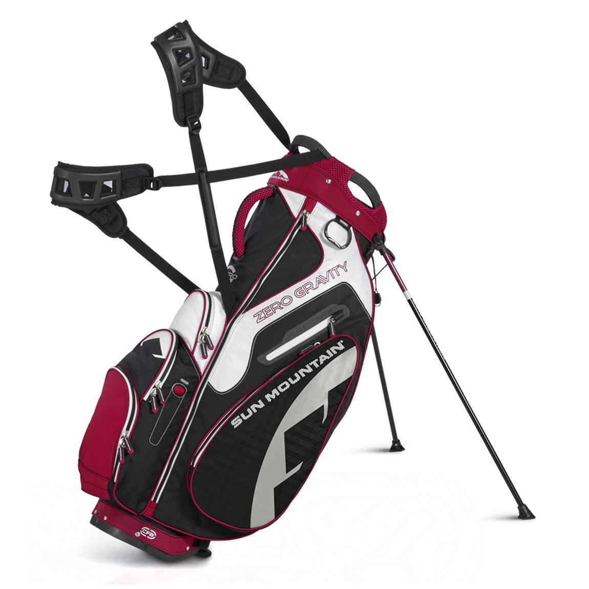 Mens Sun Mountain 2013 Zero-G Golf Carry Bags