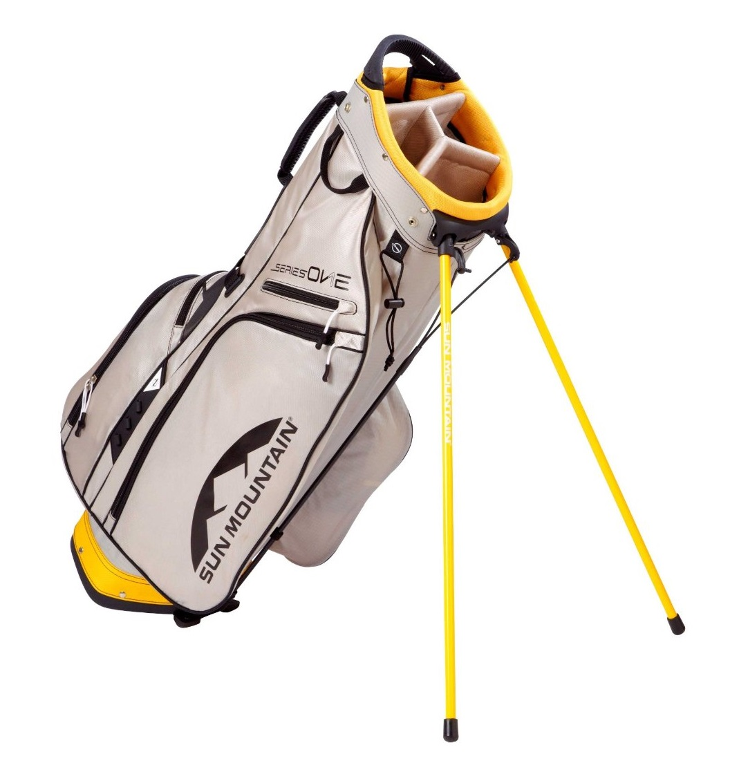 Mens Sun Mountain 2014 Series One Golf Stand Carry Bags