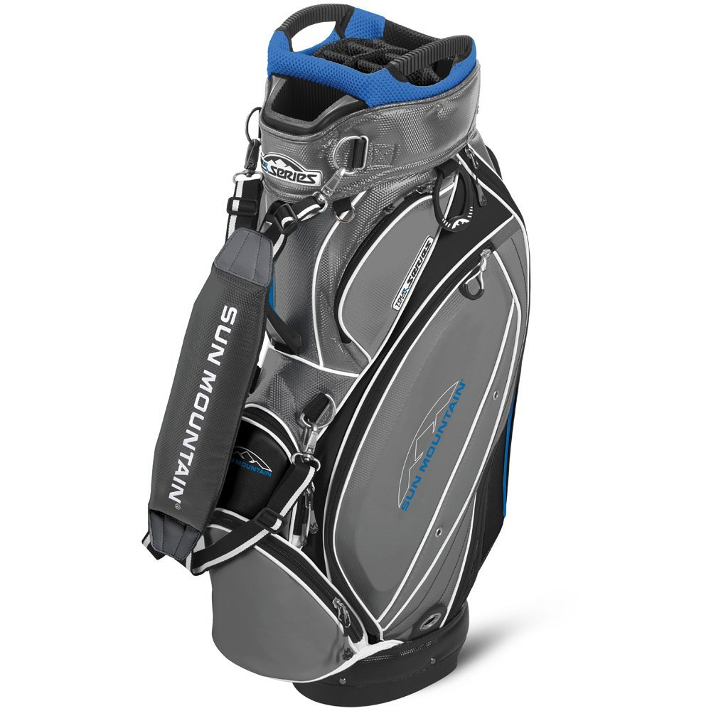 Mens Sun Mountain 2015 Tour Series Golf Cart Bags
