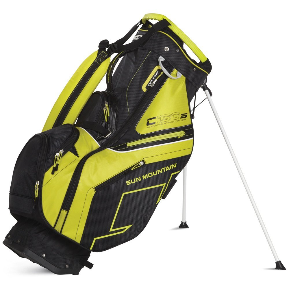 Mens Sun Mountain C130-S Golf Stand Bags