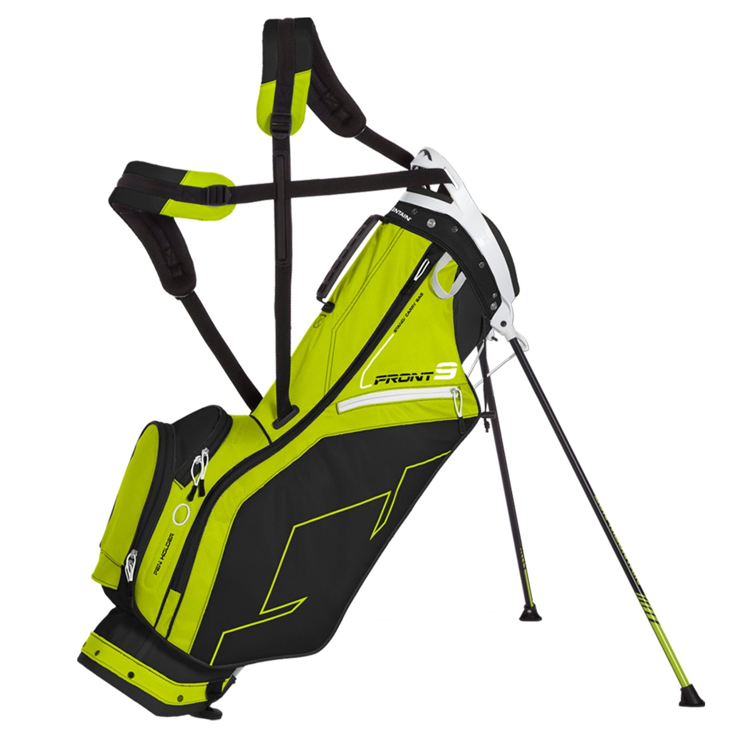 Mens Sun Mountain Front Nine Golf Stand Bags
