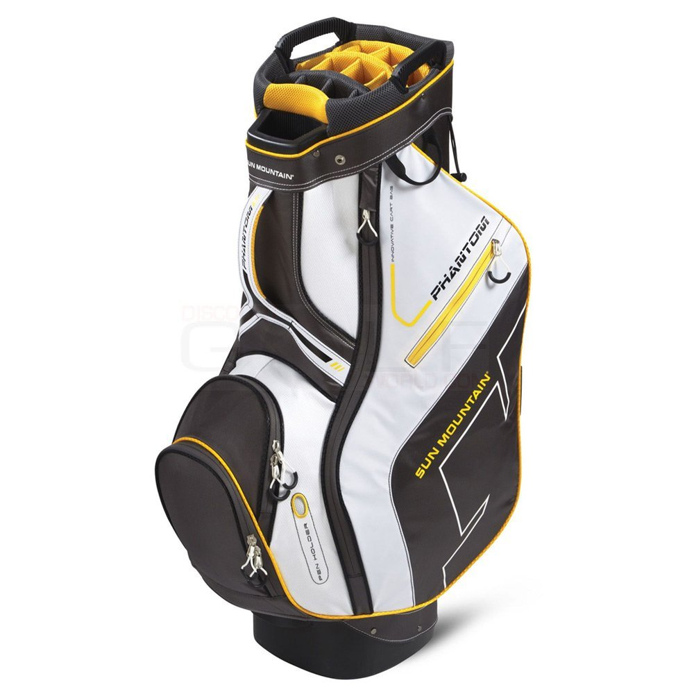 Mens Sun Mountain Phantom Golf Cart Bags