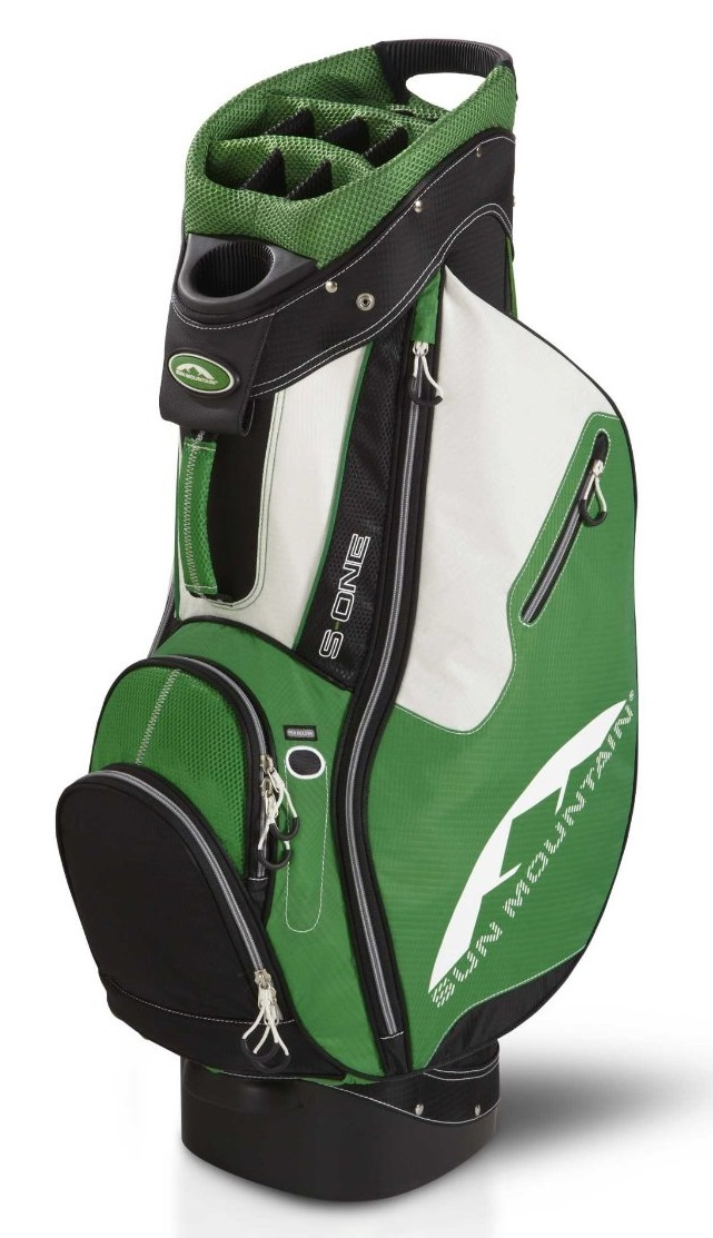 Mens Sun Mountain S-One Golf Cart Bags