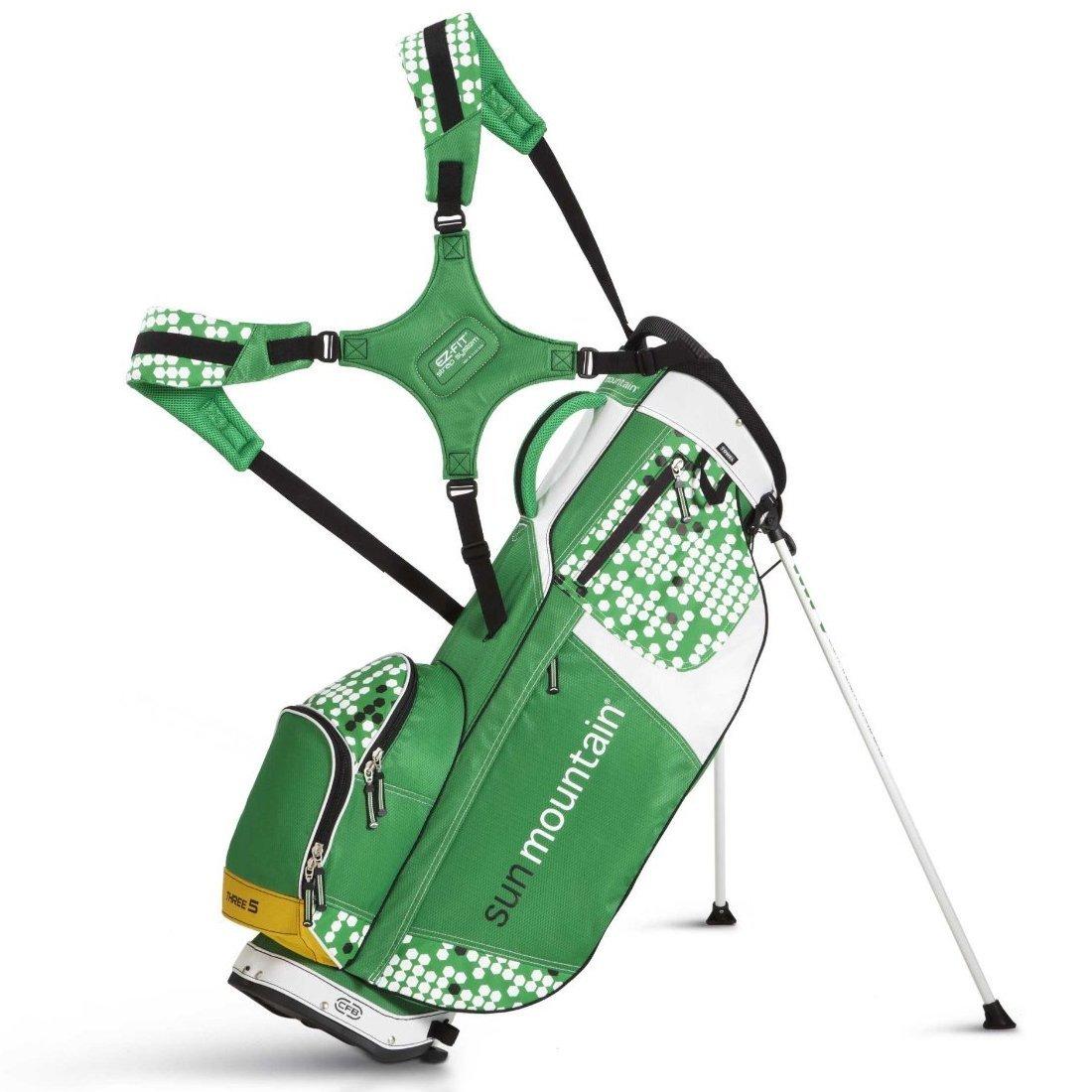 Womens Sun Mountain 2013 Three 5 Golf Carry Bags