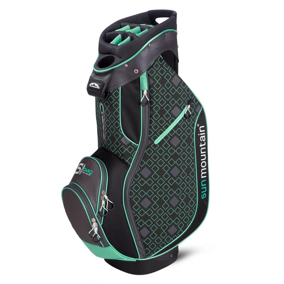 Womens Sun Mountain 2014 S-One Golf Cart Bags