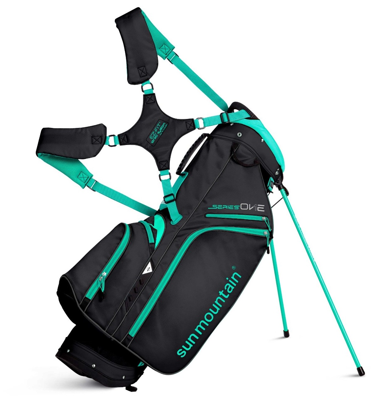 Womens Sun Mountain 2014 Series One Golf Stand Bags