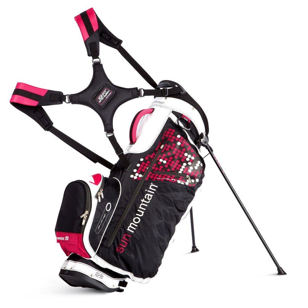 Womens Sun Mountain 2014 Three 5 Golf Stand Bags