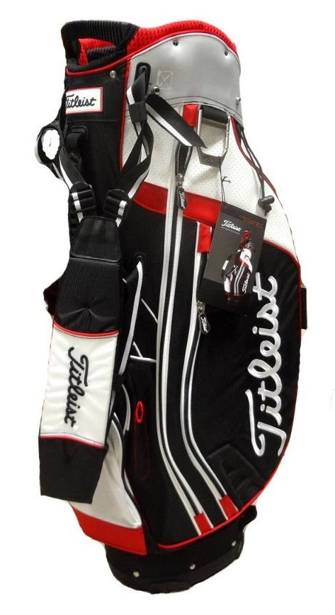 Mens Titleist 2014 Lightweight Golf Staff Cart Bags