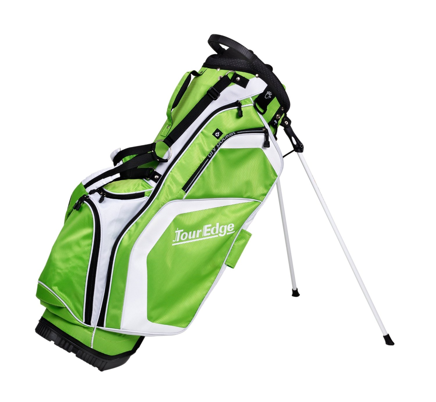 Mens Tour Edge Hot Launch Golf Stand Bags