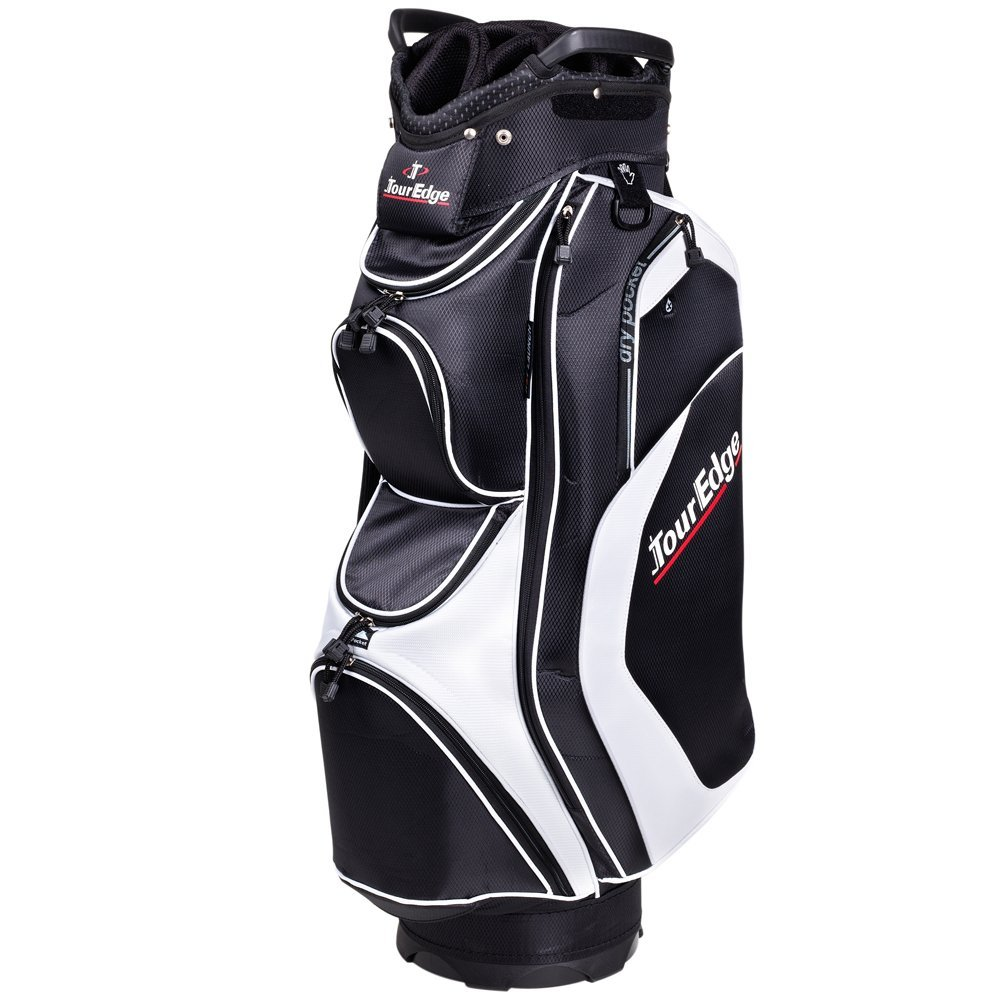 Mens Tour Edge Hot Launch Performance Golf Cart Bags