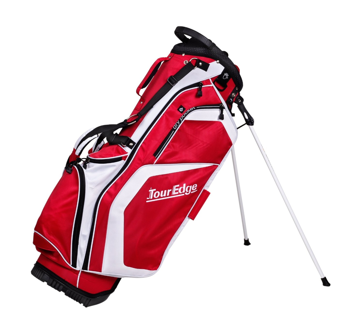 Mens Tour Edge Hot Launch Performance Golf Stand Bags