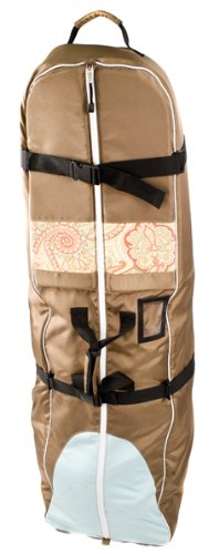 Womens Sassy Caddy Groovy Golf Travel Bags