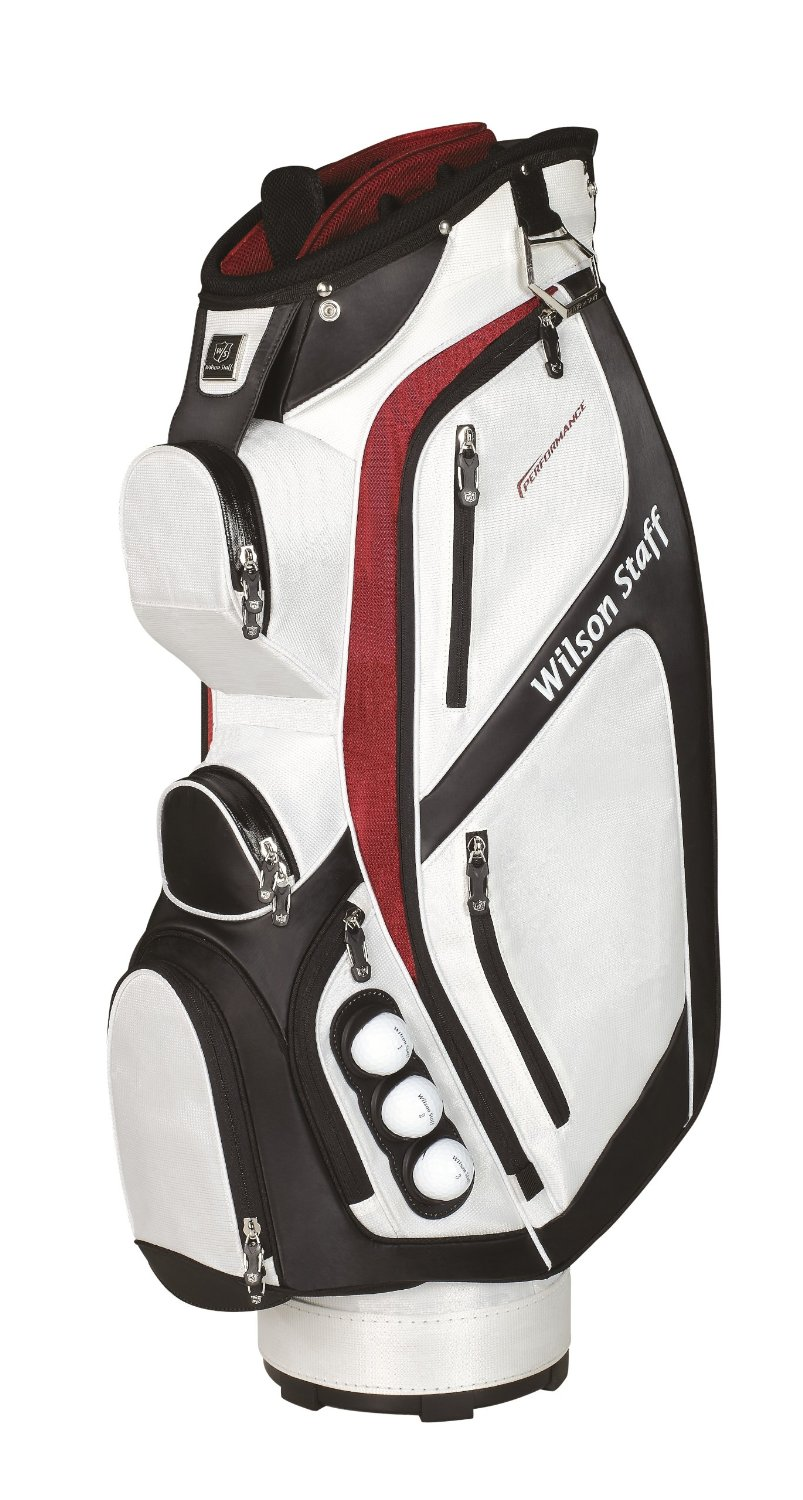 Mens Wilson 2014 Performance Golf Staff Bags