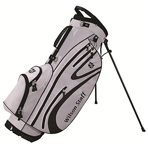 Mens Wilson 2014 Staff Carry Lite Golf Stand Bags
