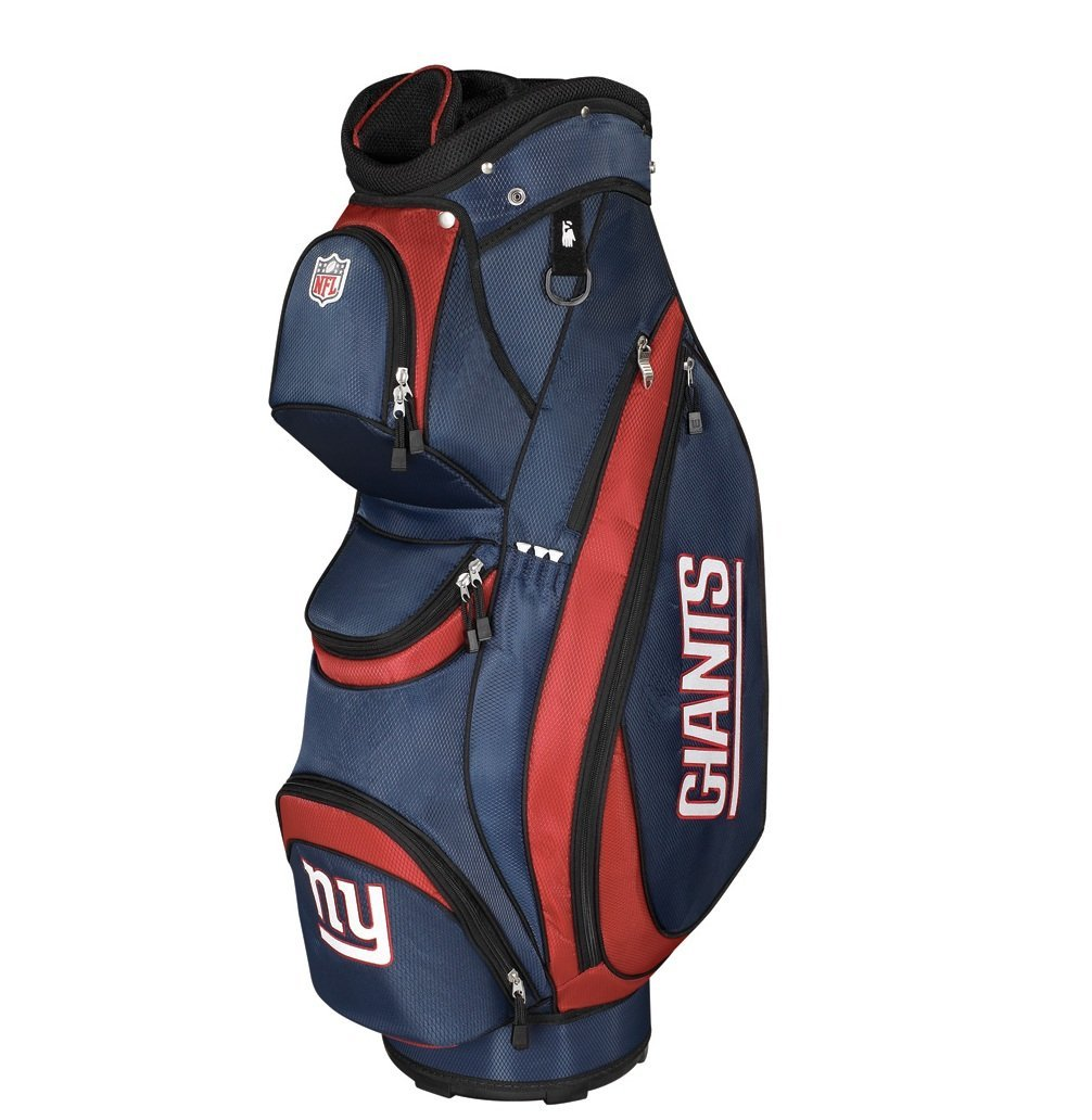 Mens Wilson NFL Deluxe Golf Cart Bags