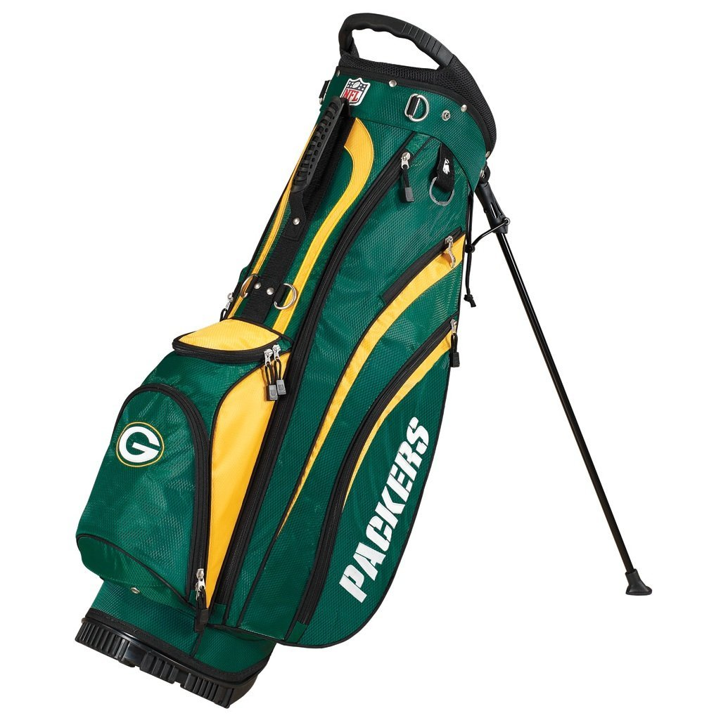 Mens Wilson NFL Golf Carry Bags