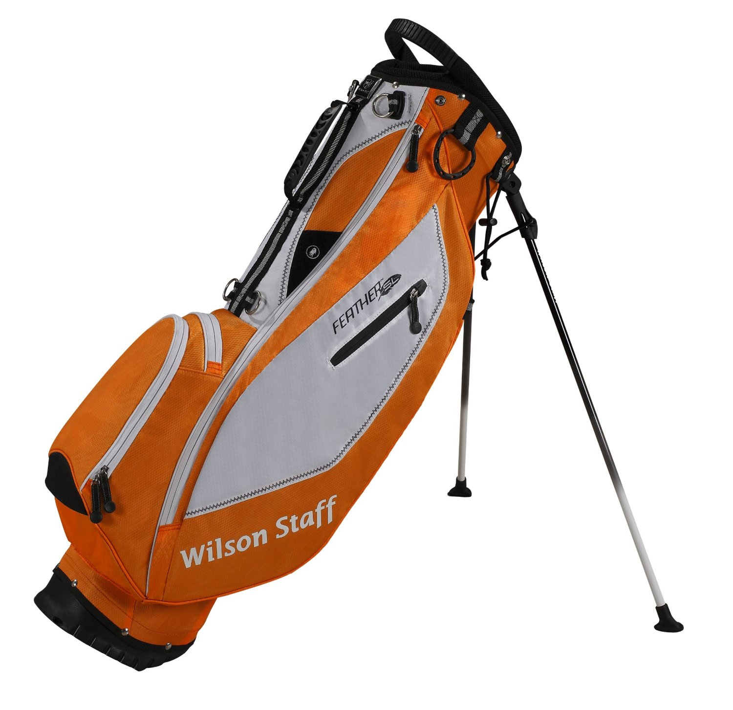 Mens Wilson Staff Feather SL Golf Carry Bags