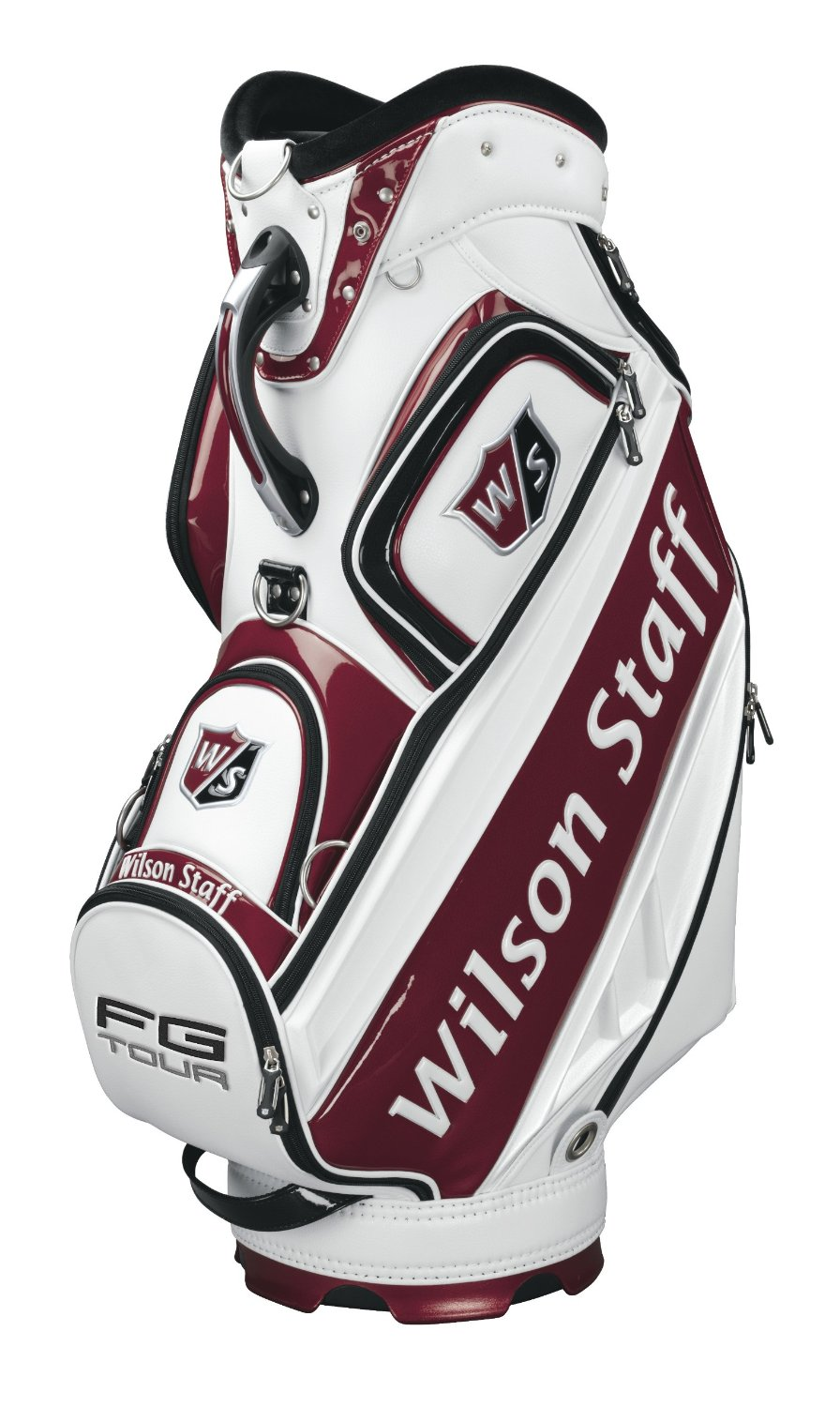 Mens Wilson Staff Pro Tour Golf Cart Bags