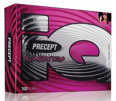 Womens Bridgestone Precept Lady IQ Plus Golf Balls