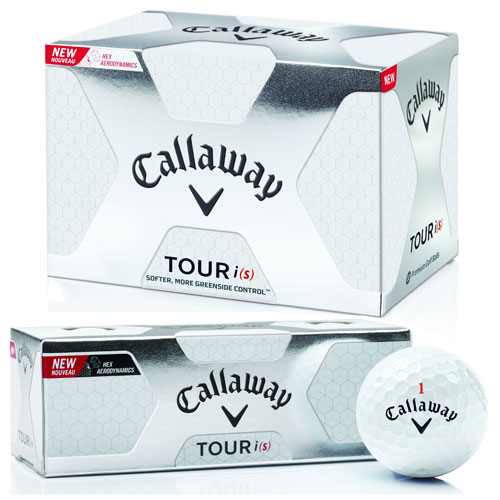 Callaway Tour i(s) Golf Balls