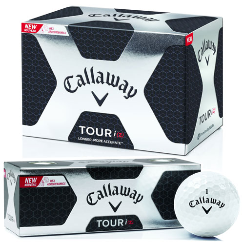 Best 4-Piece Golf Balls - Callaway Tour i z
