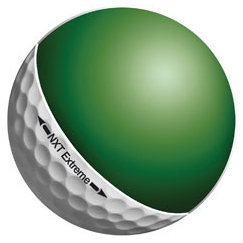 Two Piece Construction Golf Balls