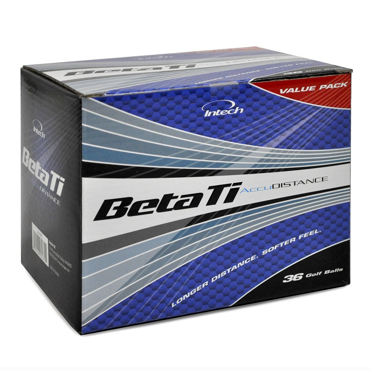 Intech Mens Golf Balls