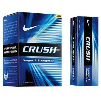 Nike Crush Golf Balls