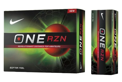 Mens Nike One RZN Distance Golf Balls