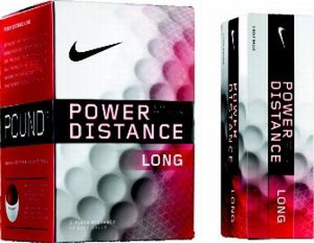Nike Power Distance Golf Balls