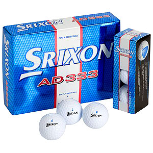 Best 2-Piece Golf Balls - Srixon AD333