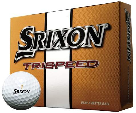 Srixon TriSpeed Premium Distance Golf Balls
